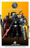 Cartas Universo Retro Tomo 4 Segunda Edición