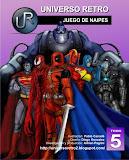 Cartas Universo Retro Tomo 5 Segunda Edición