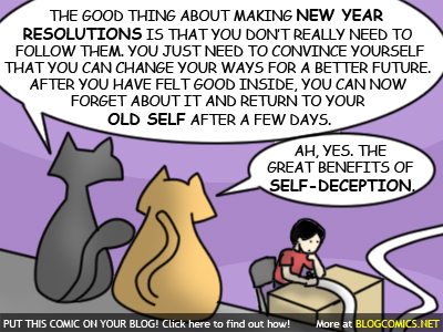 resolutions new year