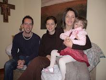 Dave, Carol, Eva & Hanni