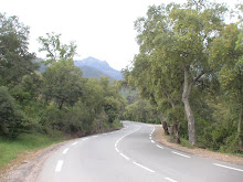 Entering Esterel Mountains
