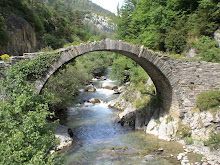 Bridge over Rio Belagua