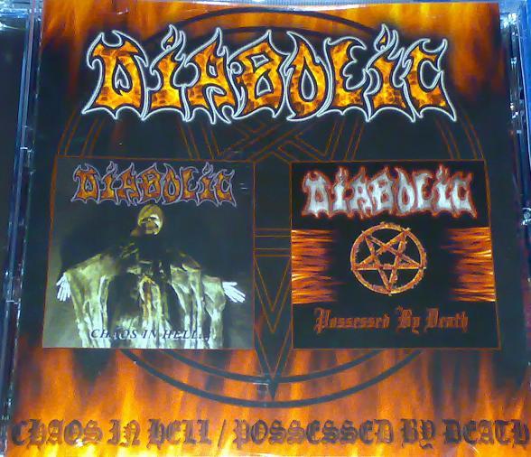 Diabolic - Subterraneal Magnitude