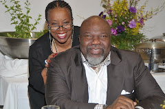 "Princess Photography ""Dorothy Williams"" and Bishop TD Jakes"