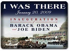 Historic Inaugaration~ January 20,2009