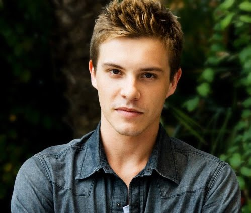 xavier samuel as riley biers in twilight eclipse