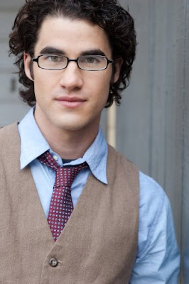 Darren Criss, Glee's newest addition