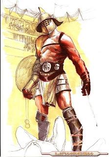 Gladiadores de todo tipo