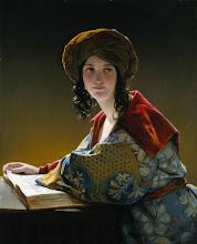 Friedrich Ritter Von Amerling 1803-1887