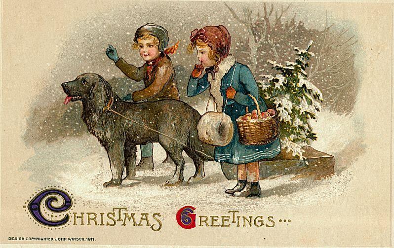 victorian christmas:
