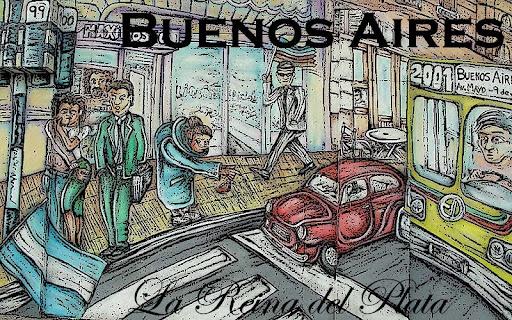 Buenos Aires La Reina del Plata