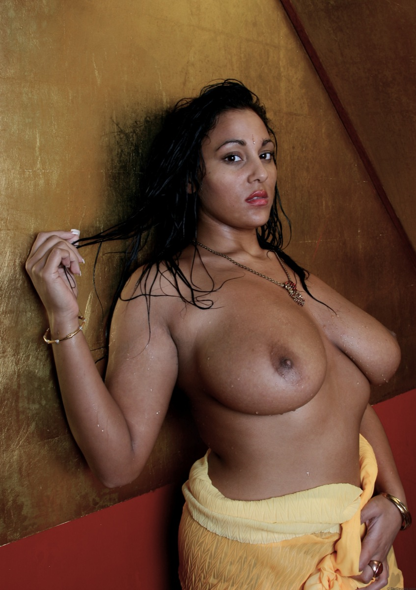 Big indian boobs nude