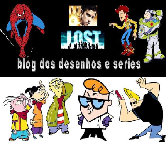 blog dos desenhos e series