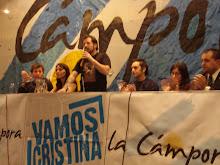Plenario Nacional de La Cámpora.