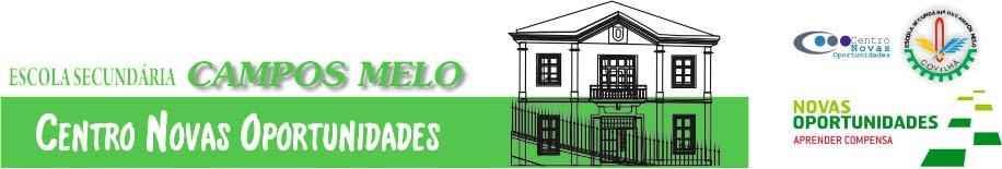 CNO - Centro Novas Oportunidades da Escola Secundária Campos Melo da Covilhã
