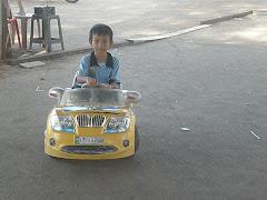 Farouk pandu kereta...(6 th)