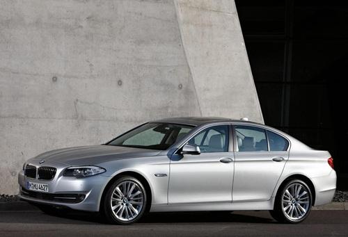 BMW Serie 5 2011. Precios y fotos