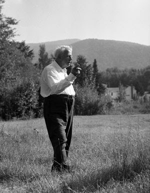 robert frost nature his works The robert frost review,  poet robert frost, with works such as the road not taken, is a quintessential  jay parini talks about his book [robert frost:.