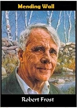 mending wall by robert frost essay Free essay on essay analyzing of mending wall by robert frost available totally free at echeatcom, the largest free essay community.