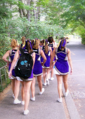 It's a CHEER thing!: August 2008