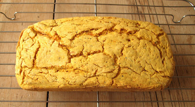 Gluten Free, Dairy Free Butternut Squash Bread!