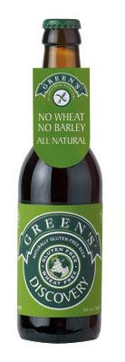 Green's Gluten Free Beer!