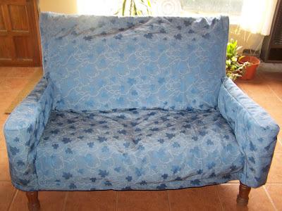 Fundas a medidas fundas para sillones de algarrobo antes - Fundas de sillones a medida ...
