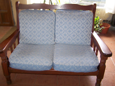 Fundas a medidas fundas para sillones de algarrobo antes y despues - Fundas de sillones a medida ...