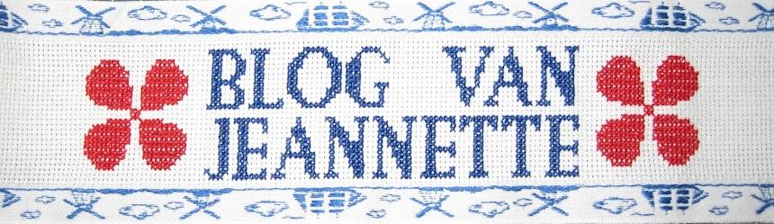 blogvanjeannette