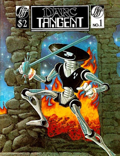 Cover of D'Arc Tangent #1