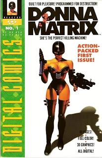 Donna Matrix #1