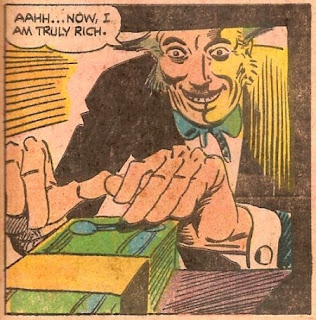 Ditko hands in Ditkovision!
