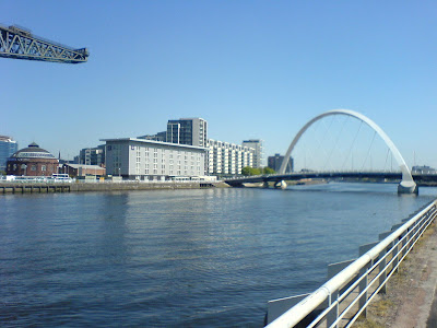 River Clyde From South Bank