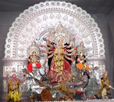 Durga Puja Pandals in Berhampur