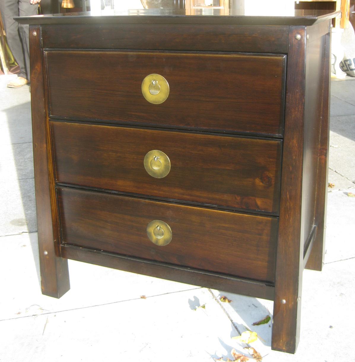 SOLD   Japanese Style Dresser (Pier 1)   $100