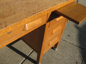 Amazing Casa Di Aria Diy 1 2 3 Refinishing An Old Oak Desk With Download Free Architecture Designs Scobabritishbridgeorg