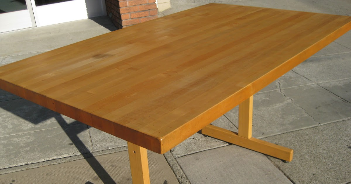 Uhuru furniture collectibles sold solid wood kitchen for Cie no 85 table 4
