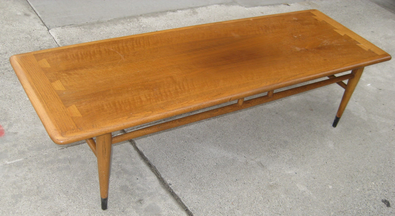 Uhuru Furniture Collectibles Sold Lane Coffee And Side Table 125