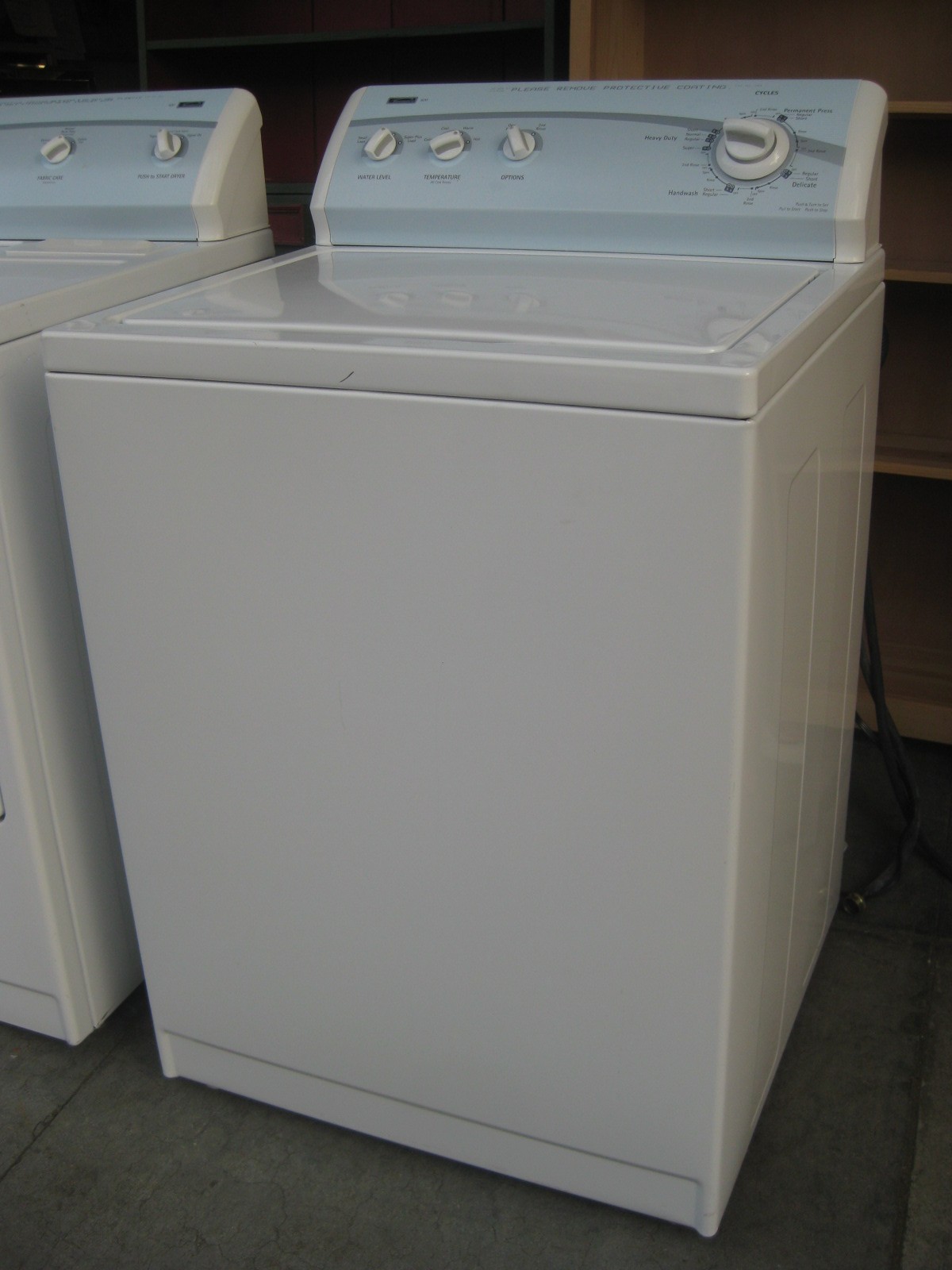 uhuru furniture collectibles sold kenmore 600 washer