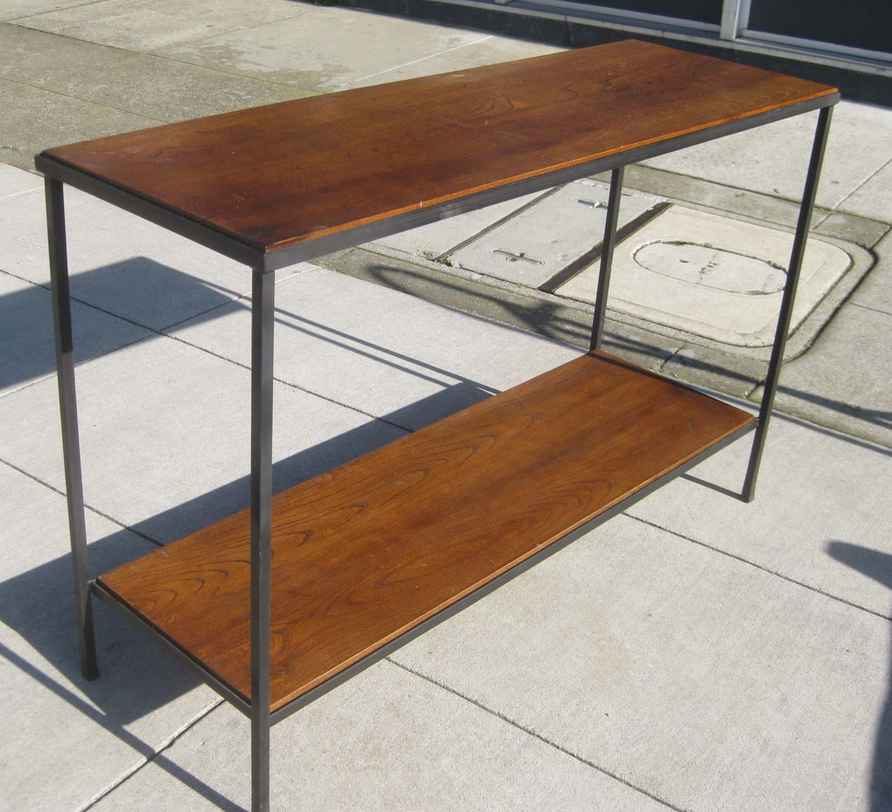 Uhuru furniture collectibles sold sofa table 70 for Sofa table 70