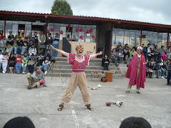 Las Fiesta del Nahual