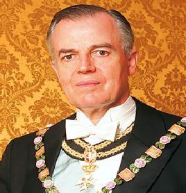 Sua Alteza Imperial e Real, o Senhor Dom Bertrand de Orleans e Bragança,Príncipe Imperial do Brasil
