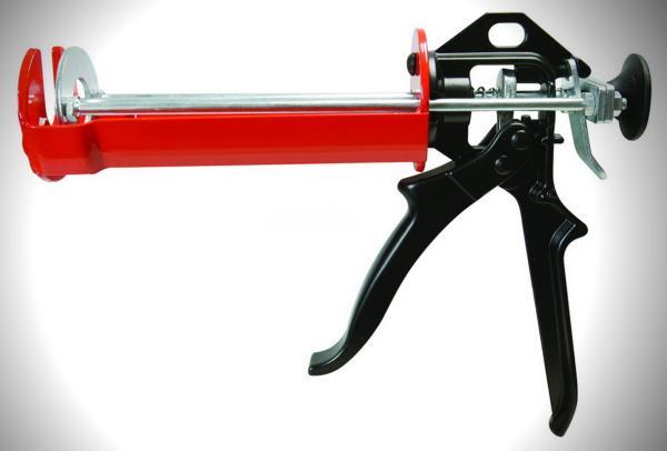 Revista bricolaje pistolas aplicadoras de siliconas for Pistola de pegamento o de silicona