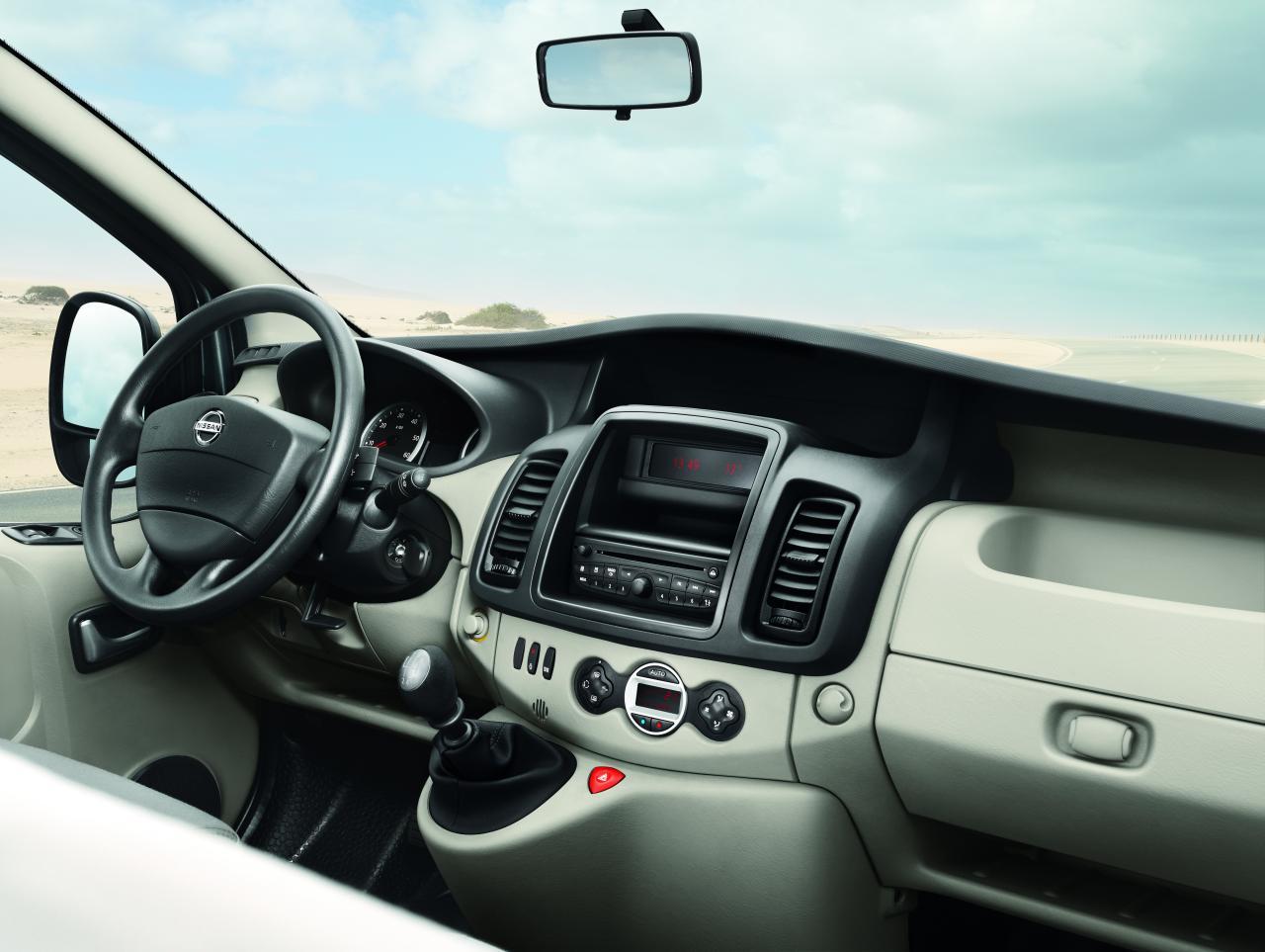 Cambio Filtro Aire Nissan Primastar