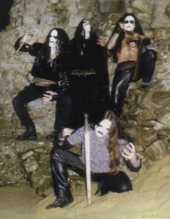 Black Metal Español Argar