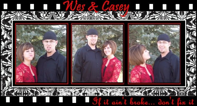 Wes & Casey