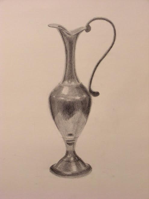 Vase en laiton (1ère leçon)
