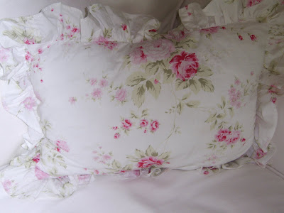 Anything Shabby Chic: My Authentic Shabby Chic pillows