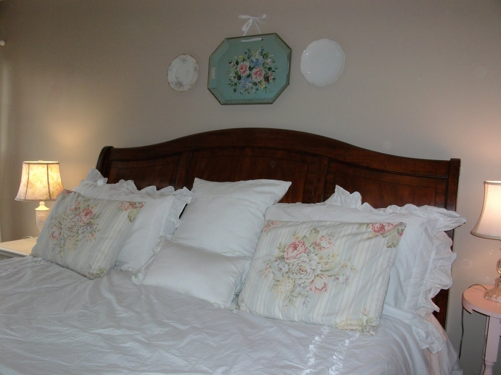 Bedroom Pics Hello Everyone I Purchased Some New Simply Shabby Chic
