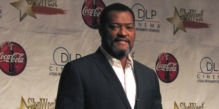 Laurence Fishburne será Perry White